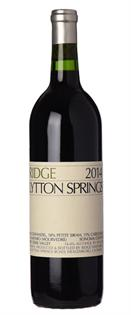 Ridge Zinfandel Lytton Springs 2014 750ml